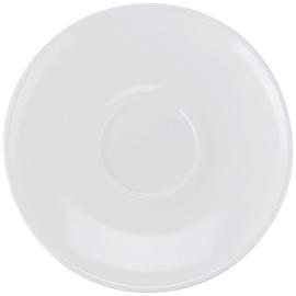 Arcoroc Opal Restaurant Saucer D15.3cm White