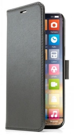 Screenor Smart Wallet Case For Samsung Galaxy J6 Plus Black