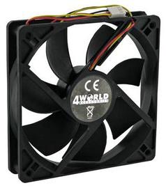 4World GPU/VGA Fan 50mm 07279