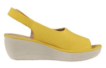 Clarks 26140708 Reedly Shaina Yellow Nubuck 40