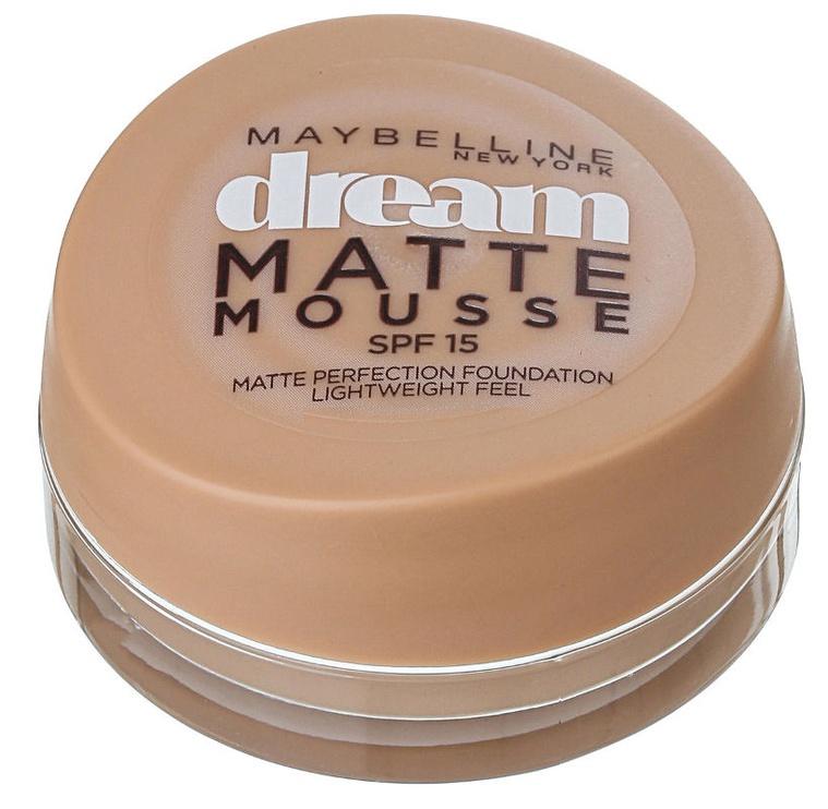 Maybelline Dream Matte Mousse SPF15 18ml 30
