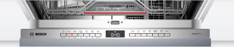 Įmontuojama indaplovė Bosch SMV4HAX48E
