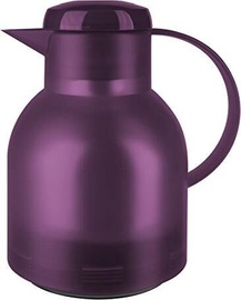 Emsa Samba Vacuum Jug Quick Press 1l Purple