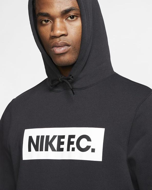 Nike F.C. Mens Football Hoodie CT2011 010 Black XL