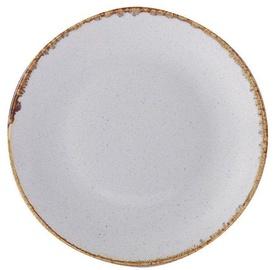 Porland Seasons Dinner Plate D30cm Grey
