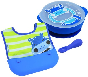 Marcus & Marcus Toddler Self Feeding Set Lucas