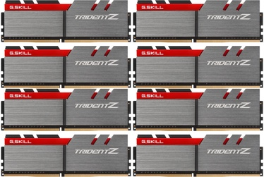 G.SKILL Trident Z 128GB 3200MHz CL14 DDR4 KIT OF 8 F4-3200C14Q2-128GTZ