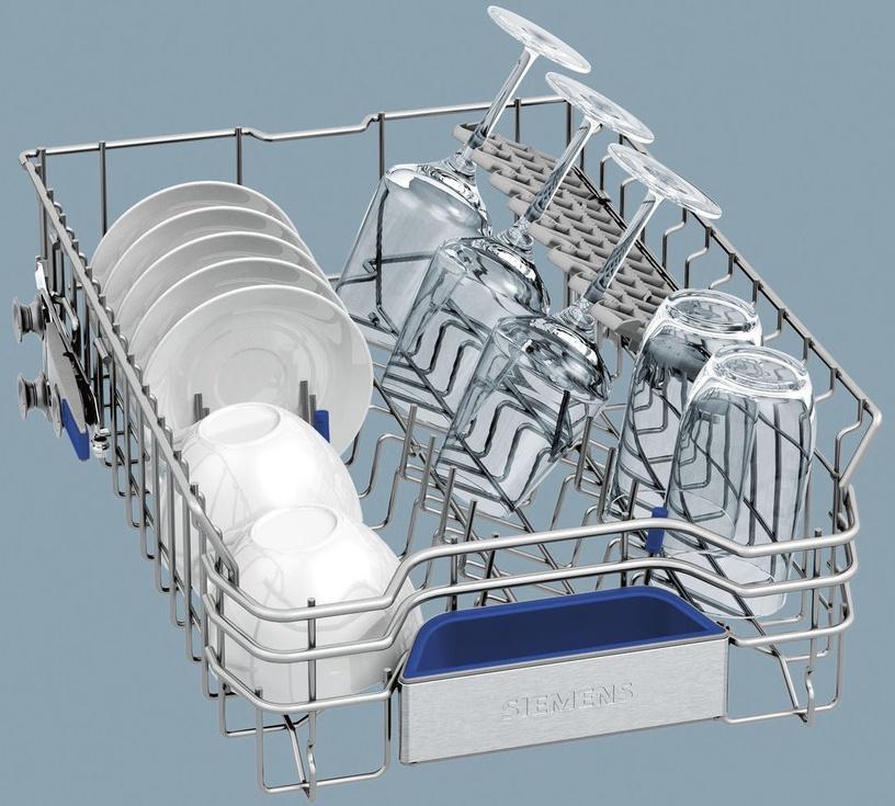 Įmontuojama indaplovė Siemens SN636X01KE