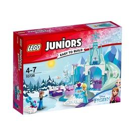 Konstruktor LEGO Juniors Anna & Elsas Frozen Playground 10736