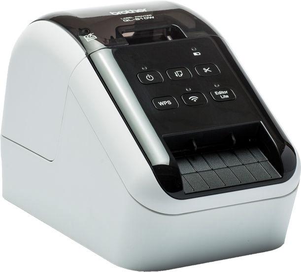 Принтер этикеток Brother QL-810W, 1120 г