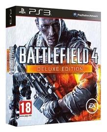 Battlefield 4 Deluxe Edition incl. Steelbook PS3