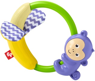 Grabulis Fisher Price Slide & Crinkle Monkey, daudzkrāsains