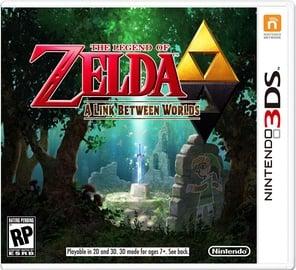 Legend Of Zelda: A Link Between Worlds 3DS