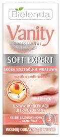 Bielenda Vanity Soft Expert Sensitive Hair Removal In Cream For Face 15ml