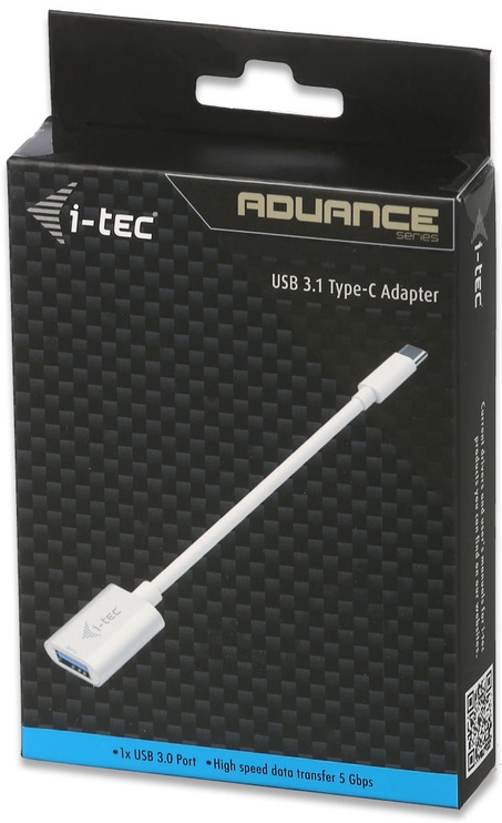 i-Tec USB 3.1 Type-C For 3.1/3.0/2.0 Type-A Adapter