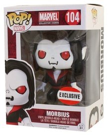 Funko Pop! Marvel Collector Corps Morbius Exclusive 104