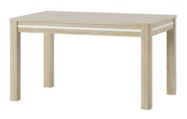 Pusdienu galds Szynaka Meble Sunny 1, 1360x900x760 mm