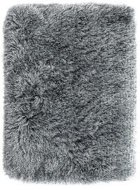 AmeliaHome Floro Rug 100x150 Dark Grey