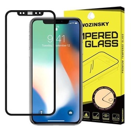 Wozinsky Full Glue Super Tough Screen Protector Full Coveraged For Apple iPhone XS Max Black