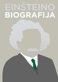 Knyga Einšteino biografija