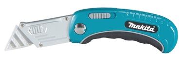 Atlenkiamas peilis su trapeciniais ašmenimis Makita B-65501