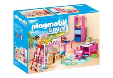 Konstruktorius Playmobil City Life, vaikų kambarys, 9270