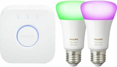 Philips Hue E27 Starter Kit 2 Bulbs