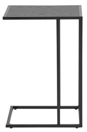 Home4you Seaford Desk 43x35xH63cm Black
