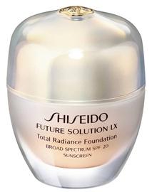 Shiseido Future Solution LX Total Radiance Foundation 30ml I60