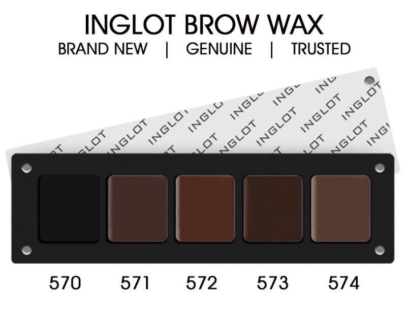 Inglot Freedom System Brow Wax 1.8g 571