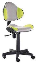 Black Red White QG2 Swivel Chair Green