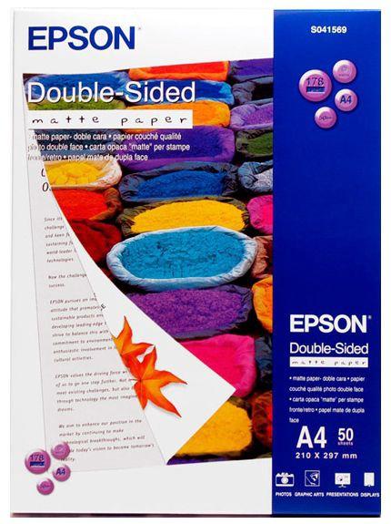 Epson C13S041569 A4 Matte 50