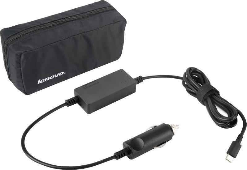 Адаптер Lenovo USB-C DC Travel Adapter 65W