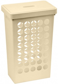 Plast Team Springfield Laundry Basket Rectangular Chamomile