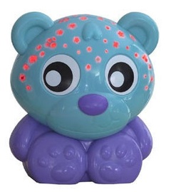 Playgro Goodnight Bear Night Light And Projector Blue