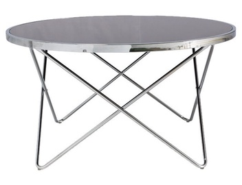 Signal Meble Fabia B Coffee Table Black
