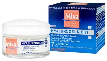 Mixa Hyalurogel Night Cream 7% 50ml