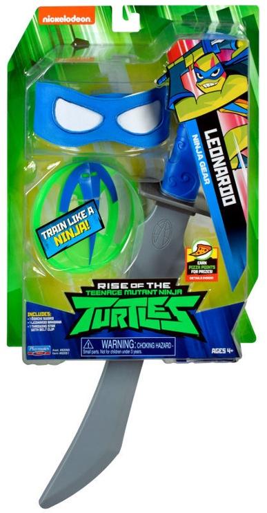 Playmates Toys Teenage Mutant Ninja Turtles Leonardo Ninja Gear 82051