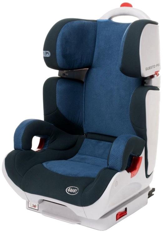 Автомобильное сиденье 4Baby Questo-Fix Navy