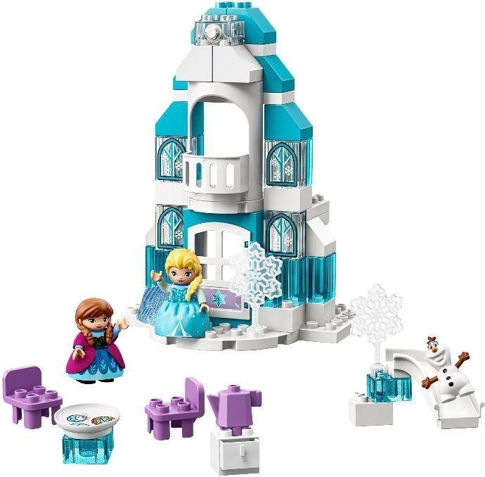 Конструктор LEGO® Princess TM 10899 Ледяной замок