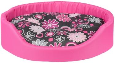 Amiplay Fun Dog Oval Bedding L 58x50x15cm Pink