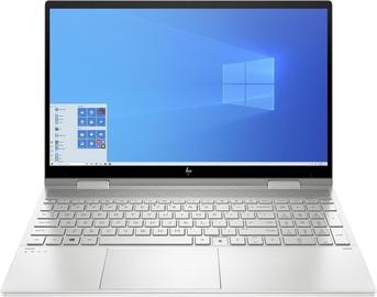 "Nešiojamas kompiuteris HP Envy x360 15-ed0001nw 3A781EA PL Intel® Core™ i5, 8GB/256GB, 15.6"""