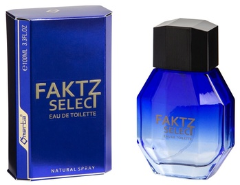 Tualetes ūdens Real Time Faktz Select 100ml EDT