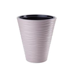 Plastikinis vazonas Sahara, Ø35 cm