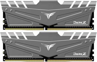 Team Group T-Force Dark Z Gray 16GB 2666MHz CL15 DDR4 KIT OF 2 TDZGD416G2666HC15BDC01