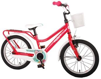 """Vaikiškas dviratis Volare Brilliant 91662 2021, raudonas, 16"""""""