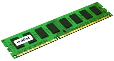 Crucial 8GB 1600MHz CL11 DDR3 ECC CT102472BD160B