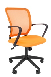 Chairman 698 SL Office Chair TW Orange/Black