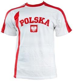 Marba Sport Poland Replica Cotton T-shirt White M