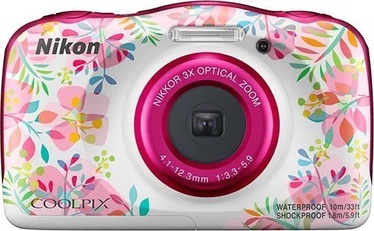 Seikluskaamera Nikon Coolpix W150 Flower Plus Backpack
